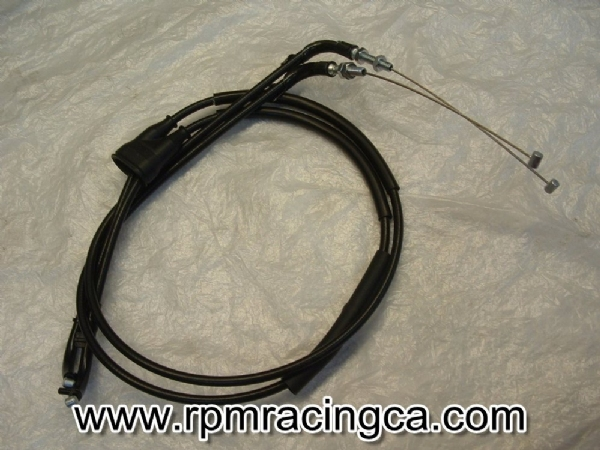 91-93 Throttle Cable Assy