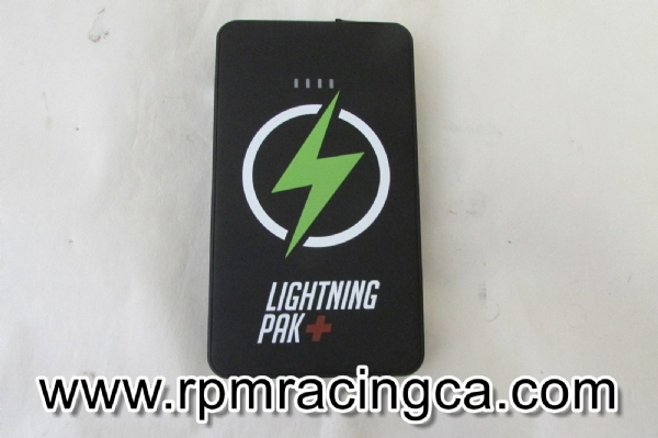 LIL LIGHTNING LITHIUM JUMP START PACK ULTRA SLIM
