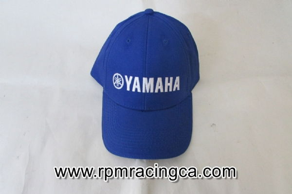 Blue Yamaha Hat