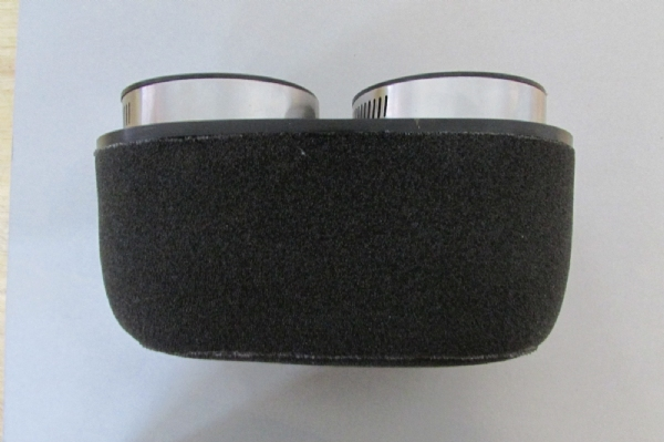 RPM Dual Pod Foam Air Filter