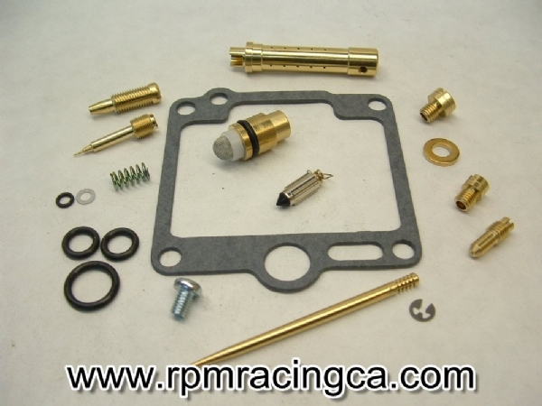Carburetor Rebuild Kit 86-87 FJ1200