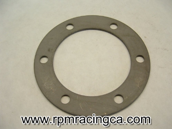 Clutch Spring Retaining Plate