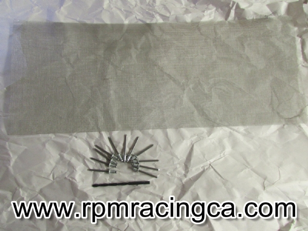 High Performance Muffler Packing Kit
