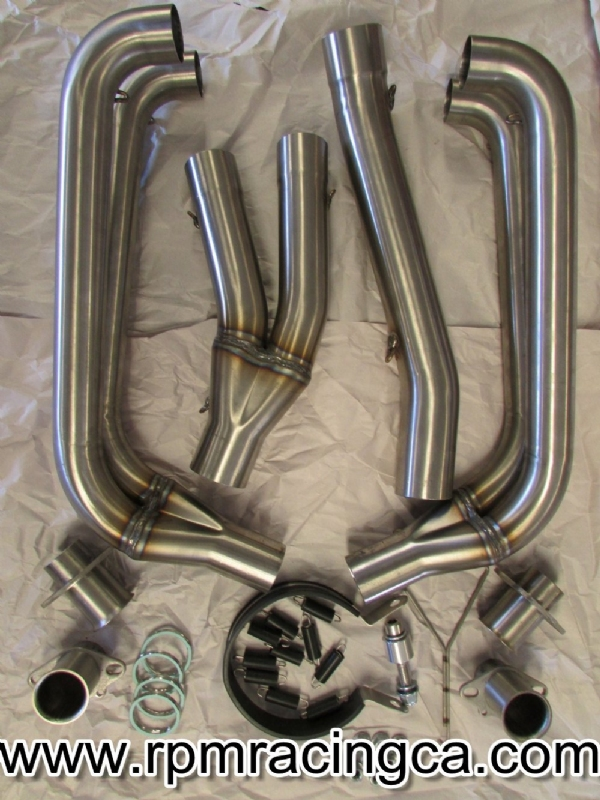 RPM S/S Exhaust System