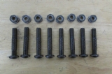 Complete Connecting Rod Nut and Bolt Set