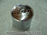 K&N Chrome Oil Filter