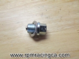 Magnetic Oil Pan Drain Plug