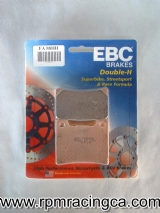 EBC Sintered Metallic Brake Pads
