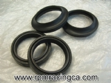 XJR 43mm Fork Seal & Wiper Kit
