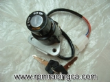 Ignition Switch with Flat Key