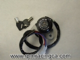 Ignition Switch with Tube Key