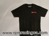 Black Yamaha T-Shirt