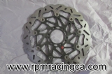 Braking Disc Wave Floating Rotor Left
